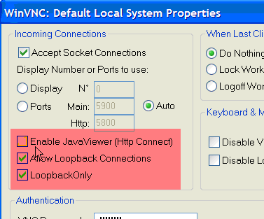 Installing and configuring UltraVNC - NEOSYS Technical Support Wiki